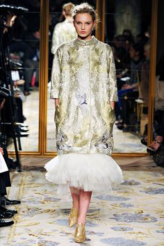 Marchesa's Fall 2012 Collection.