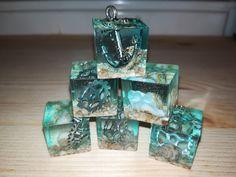 Inspirace mořem. #resin #blue Decorative Boxes, Gift Wrapping, Resin, Gifts, Home Decor, Gift Wrapping Paper, Presents, Decoration Home, Room Decor