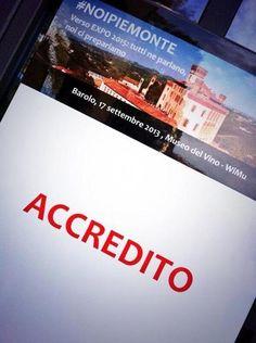 #accredito effettuato a #noipiemonte.