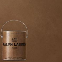 Ralph Lauren Ayers Rock Suede Specialty Finish Interior at The Home Depot Ralph Lauren Suede Paint, Ralph Lauren Paint Colors, Rose Gold Painting, Ayers Rock, Paint Types, Paint Stain, Down South, Green Suede, Interior Paint