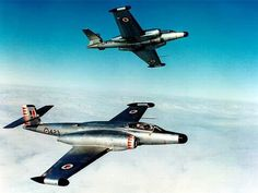 On this day in Aviation 19 Jan 1950 by Francois Vebr Military Jets, Military Aircraft, Fighter Aircraft, Fighter Jets, Military History, Vintage Pictures, Armed Forces, Air Force, Aviation