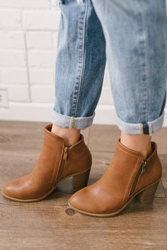 fe0c109d75a American Country Love Song Booties - Tan Country Love Songs