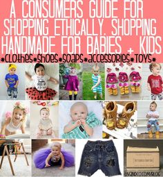 Shop Ethically. Help Stop China from Stealing Our Handmade Designs & Photos.  http://www.livandco.com/blog/shopping-ethically-shopping-handmade-a-consumers-guide-to-made-in-the-usa-handmade-products-for-babies-kids