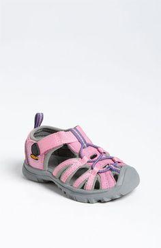 Keen 'Whisper' Sandal (Baby & Walker) available at #Nordstrom