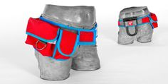 Fabric Horse Bicycle Utility Belts #bicycle #belt