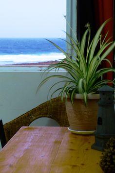 Casa D'Mar - B&B - Ponta do Sol - Santo Antao - Mar Azul - Vue mer