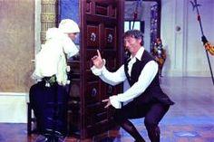 Louis de Funès et Yves Montand dans la folie des grandeurs