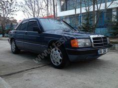 Mercedes 190 190 E 2.0 SAHİBİNDEN MERCEDES 190E 2.0 TUTULAN MODELİ ÖZEL PLAKA