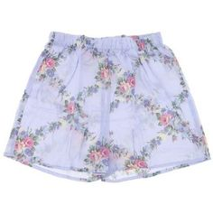 Purple Floral Pajama Shorts for Women S Donna Nicole. $5.99