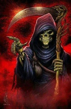Dont fear the reaper!