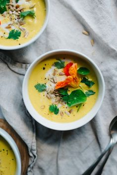 5 Quick & Comforting Soup Recipes