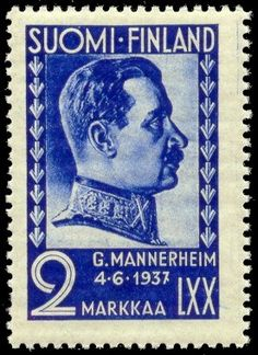 Carl Gustaf Emil Mannerheim. *Birthday 4 June (1867)*    http://en.wikipedia.org/wiki/Carl_Gustaf_Emil_Mannerheim