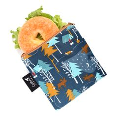 Colibri - Reusable Snack Bags, Wet Bags and More! Grand Format, Wet Bag, Snack Bags, Bag Making, Yummy Treats, Coin Purse, School Lunches, Snacks, Fun