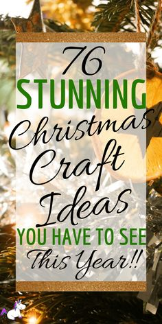 The Best Handmade Christmas Ideas [Updated 2021]