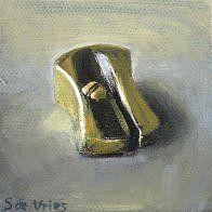 puntenslijper / pencil sharpener http://www.sergedevries.nl/project/puntenslijper/