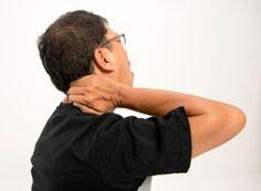 Rigidez en el cuello y dolor de cabeza