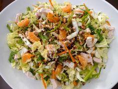 Chinese Chicken Salad (healthy)