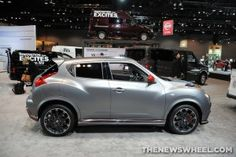 Nissan Juke NISMO from the NAIAS show in 2014 - what's next for the Juke at the Tokyo Auto Salon?