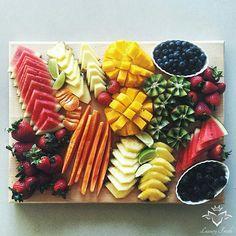 Healthy breakfast via @fashion.resort