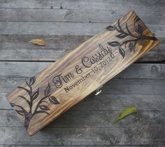 Custom Wedding Wine Box, Memory Box, Time Capsule for Your Wedding Day, Anniversary or any other Special Occasion: