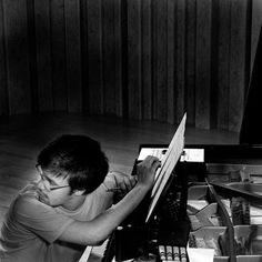 Cândido Fernandes, piano