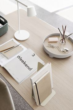 This item has been created by Sam Hecht and Kim Colin for the label Muuto. Interior Design Programs, Boutique Interior Design, Interior Design Website, Best Interior, Modern Interior Design, Simple Interior, Home Office Design, House Design, Deco Addict