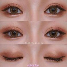 korean makeup – Hair and beauty tips, tricks and tutorials Makeup Korean Style, Korean Makeup Tips, Asian Eye Makeup, Korean Makeup Tutorials, Ulzzang Makeup Tutorial, Chinese Makeup, Korean Makeup Tutorial Natural, Korean Natural Makeup, Japanese Makeup