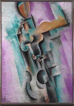 cubist figurative painting, museum of czech cubism, house of the black madonna, prague European Art, Artistic Movement, Sculpture Art, Artist Inspiration, Figure Painting, Painting Class, Cubism, Painting, Art Inspiration Painting