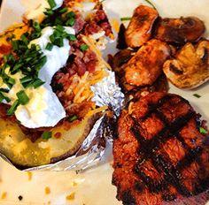 Texas Bleu Steakhouse | American Steakhouse Mary Jordan/Keller Williams Realty Contact me at MaryJordan@KW.com or 682-429-6640 Keller Texas, Mary Jordan, Keller Williams Realty, American, Food, Meals, Yemek, Eten