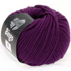 BINGO uni/melange/print/neon 128-bluish lilac