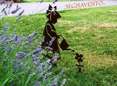 Bella..bella..bella...la nostra #Fiorella! http://www.segnavento.it/corten/171-fiorella-8057438353378.html
