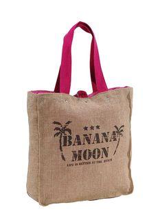 Sac de plage réversible Malibu - Banana Moon