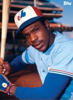 Andre Dawson - Montreal Expos
