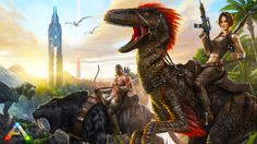 ARK: Survival Evolved Early Access Windows PC/Mac Game Download Origin CD-Key Global for only $26.95. #videogames #deals #gaming #awesome #cool #gamer