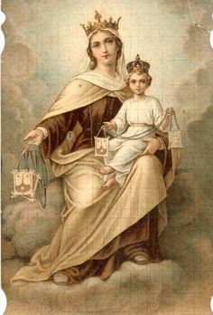 Miraculous Novena To Our Lady of Mount Carmel for all our needs Seventh Day O Mary, Help of Christians, you assured us that wearing your Scapular worthily would keep us safe from harm. Protect us in both body and soul with your continual aid. May all...