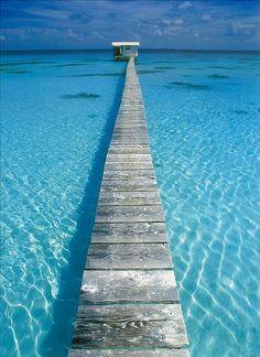 Beautiful Blue Sea, Tahiti