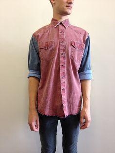 Wrangler Multicoloured Vintage Shirt