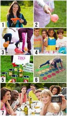 Family Reunion Games- these are awesome!