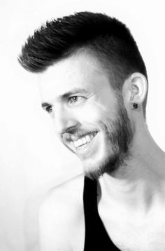 Short haircut male - Stefan
