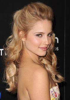 lange-blonde-krullen-kapsel-2012-dianna-agron