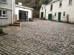Cobbled Paving, Killybegs, Co. Donegal, Silverstream Landscapes - TrustedPeople.ie