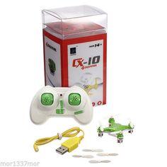 Cheerson CX 10 Mini 2 4G 4CH 6 Axis LED RC Quadcopter RTF Micro Drone Helicopter | eBay