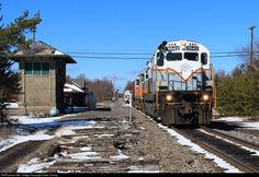 RailPictures.Net Photo: DL 3642 Delaware Lackawanna Alco C636 at Tobyhanna, Pennsylvania by Dave Carney