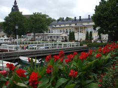 Naantali,Finland Indoor Garden, Indoor Outdoor, Wooden Houses, Good Neighbor, My Land, Garden Paths, Old Town, Festivals, Norway