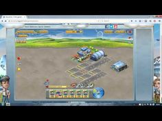 SkyRama - RAW Gameplay 2 - SkyRama is a Free-to-play , Airport Management, Multiplayer Browser-Based Game
