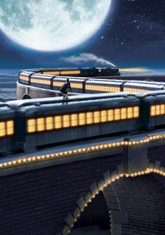 The Polar Express movie poster image