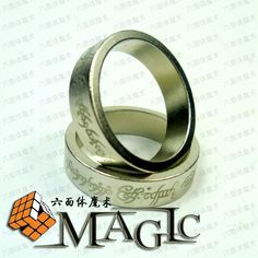 Cheap magic tricks, Buy Quality magic tricks products directly from China magic products Suppliers: PK ring silver , magnet ring / close-up magic trick / professional magic products Close Up Magic, Magic Tricks, Classic Toys, Magnets, Rings For Men, Silver Rings, Stuff To Buy, Jewelry, Toys