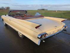 Receive fantastic tips on classic cars. They are actually on call for you on our web site. Pretty Cars, Cute Cars, Classy Cars, Sexy Cars, Old Vintage Cars, Old Cars, My Dream Car, Dream Cars, Convertible