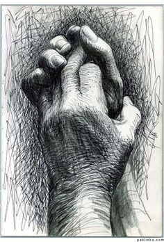 Pencil #drawing by Henry Moore