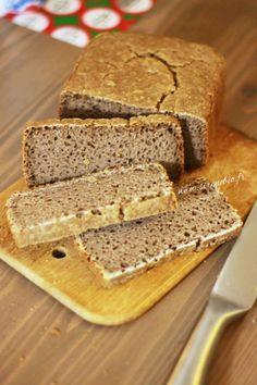 Recette de pain sans gluten à la machine à pain (farine de riz semi-complète, de sarrasin et de châtaigne)